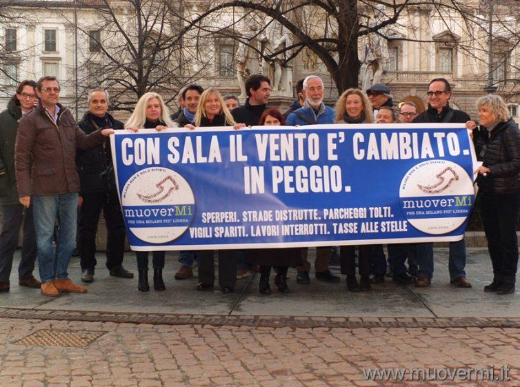 MuoverMI in Piazza Scala