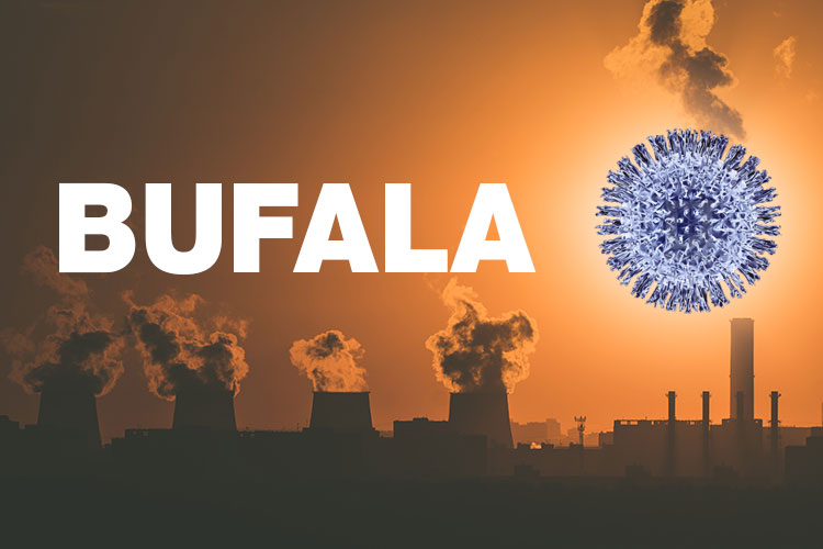 Bufala PM10 - Coronavirus