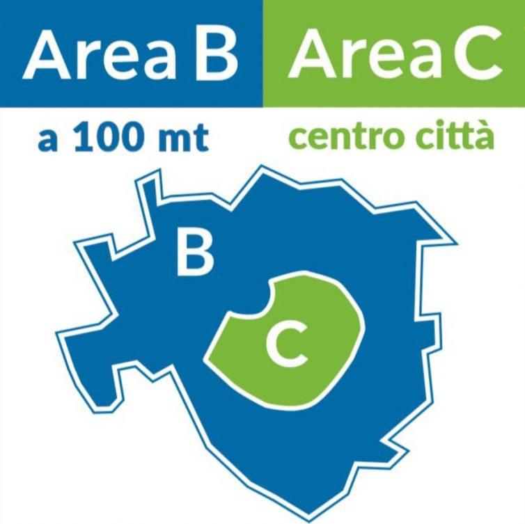 Area C - Area B