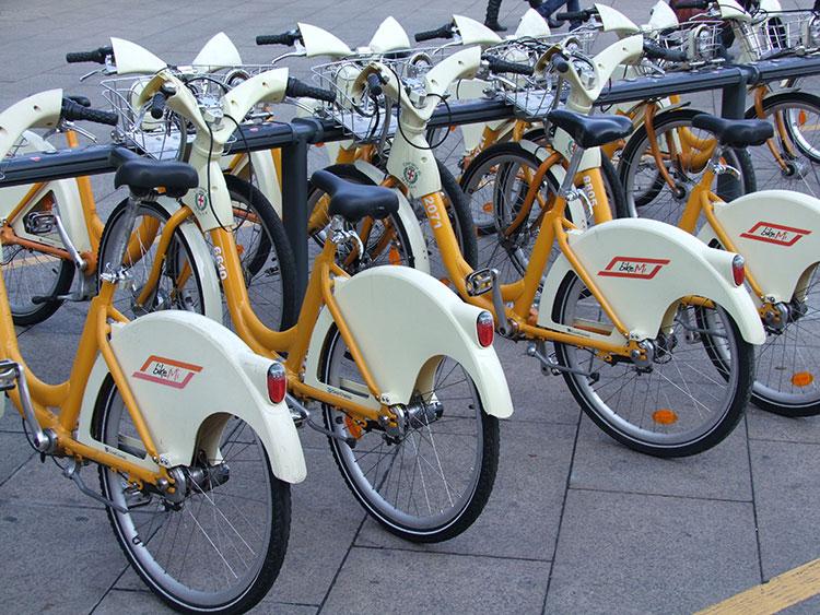 Bike Sgaring a Milano