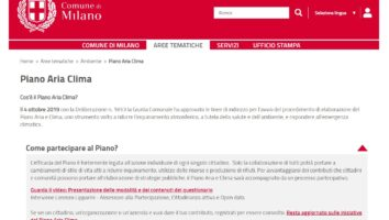Piano Aria Clima