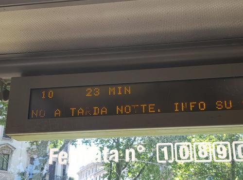 Fermata ATM Linea 10