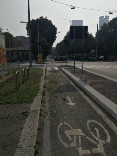 Via Gattamelata